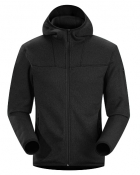 Куртка Covert Hoody Mens BLACK